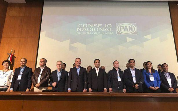 Marko Cortés a favor de reconciliación panista tras reunión con militantes