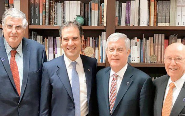 Embajadores de EU piden a Peña Nieto respetar resultados