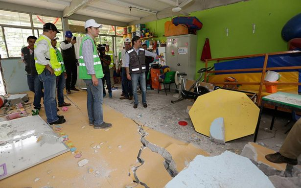 Así será el proceso de reanudación de clases tras el sismo