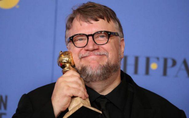 """""""Te mereces todas las fanfarrias"""", Diego Luna felicita a Guillermo del Toro"""