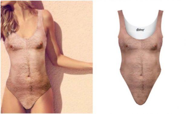 """""""Sexy"""" traje de baño para mujeres sorprende al mundo entero"""