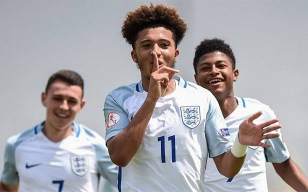 Inglaterra derrota a México y va como favorita al Mundial Sub-17