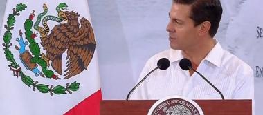 Peña Nieto condena asesinatos de candidatos en los estados