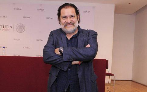 """Joaquín Cosío debuta en ópera mexicana """" El juego de los insectos"""""""