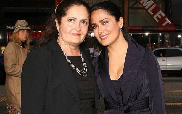Mamá de Salma Hayek anuncia su retiro de la ópera