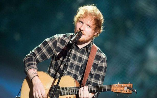 Ed Sheeran denuncia uso de una de sus canciones en campaña contra el aborto
