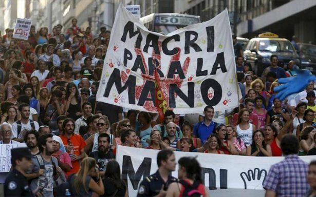 Preparan protesta nacional contra presidente en Argentina