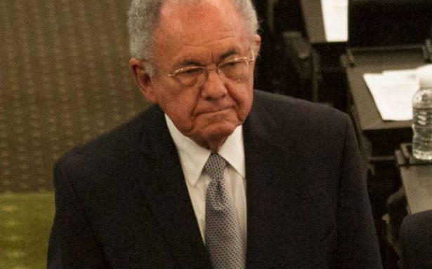 En octubre, consulta nacional para definir situación de nuevo aeropuerto: Jiménez Espriú