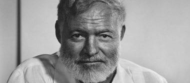 Publican relato inédito de Ernest Hemingway