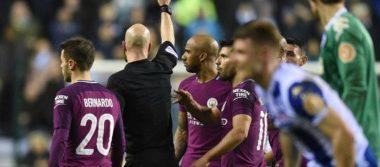 ¡Batacazo para Pep! Wigan echa al City de la FA Cup