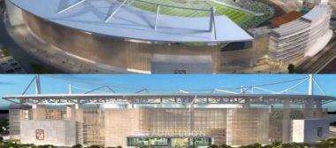 Nuevo Estadio del León tendrá hasta cine y centro comercial
