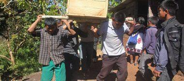 Desplazamientos y muerte, eterna lucha por la tierra indígena