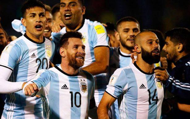 Estas selecciones son las cabezas de serie para el Mundial Rusia 2018