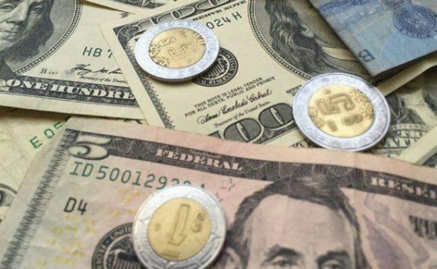 Peso se recupera frente al dólar que se vende en 19.45 pesos en bancos