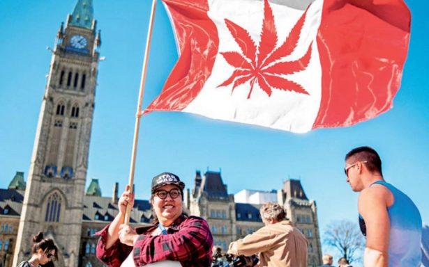 Senado de Canadá confirma la legalización de la marihuana