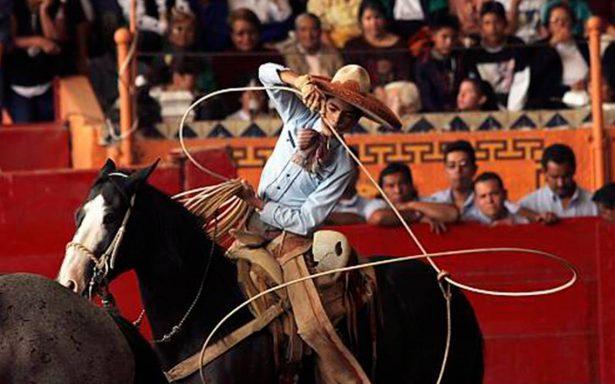 ¡Orgullo mexicano! La charrería es reconocida como Patrimonio Cultural de la Humanidad