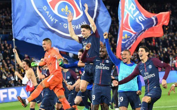 PSG sella su séptimo título con una goleada histórica sobre Mónaco