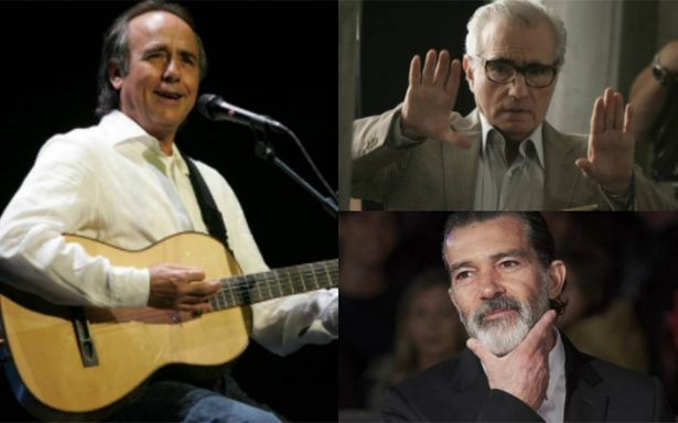 Serrat, Scorsese y Banderas, candidatos al Premio Princesa de las Artes