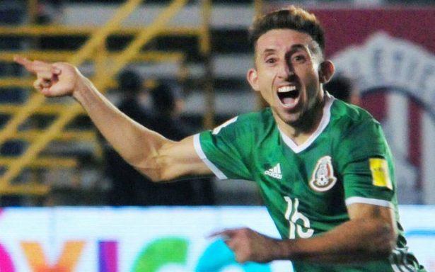 Héctor Herrera se sometió a una cirugía y ¡regresó con nuevo rostro!