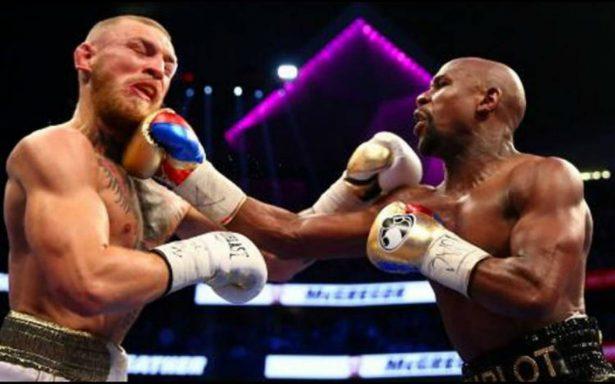 Mayweather reta a McGregor, ahora en un octágono