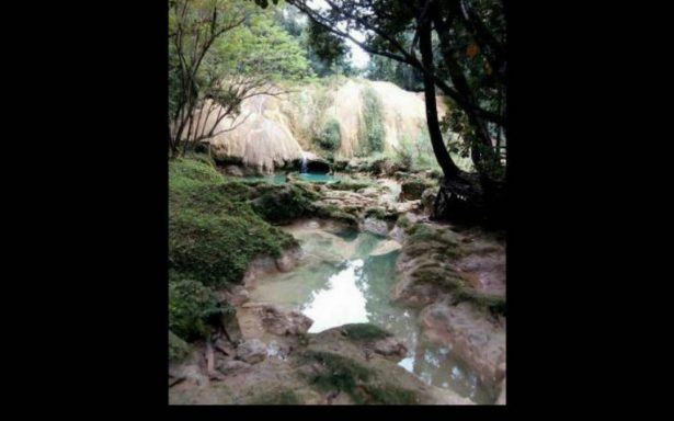 Sin afectaciones poblados por cambio de cauce del río de las Cascadas de Agua Azul