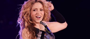 Shakira ya está en México para sus dos presentaciones