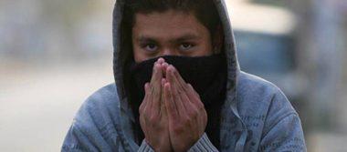 Efectos de frente frió mantendrán lluvias en la mayor parte del país