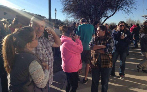 Reportan tiroteo en escuela de Nuevo México
