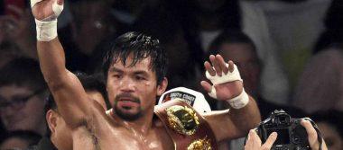 Manny Pacquiao podría pelear en Ciudad de México