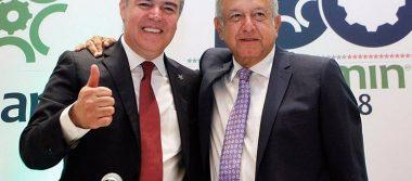 Concamin pide a AMLO rediseñar políticas públicas y atender temas económicos
