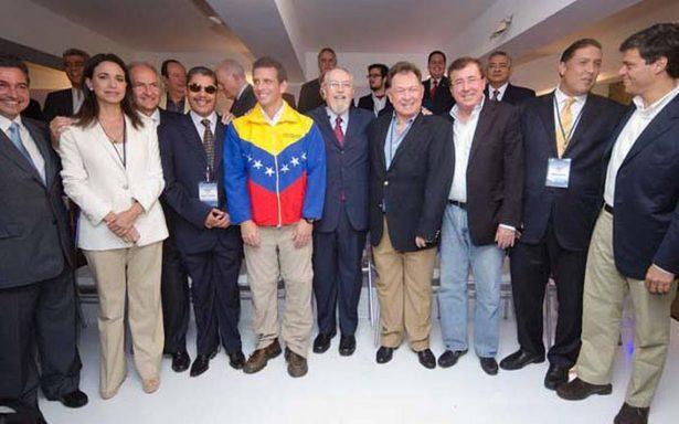 Líderes opositores venezolanos podrían ser encarcelados