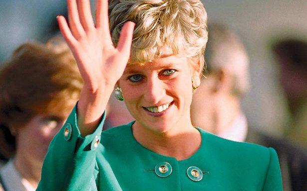 La princesa Diana se convirtió en un icono de la moda