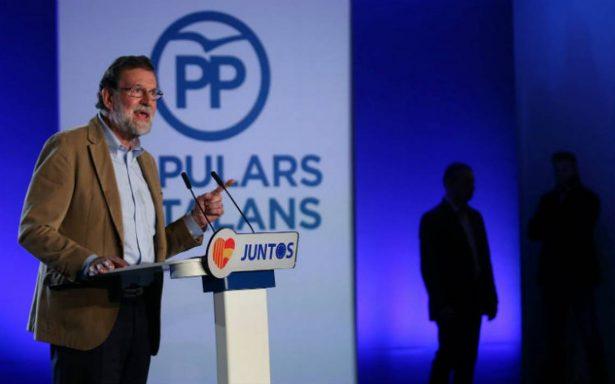 """Rajoy aboga en Barcelona por """"recuperar la Cataluña de todos"""""""