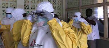 Reportan 10 muertos por ébola en el norte del Congo