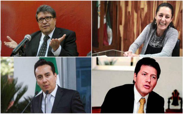 Los cuatro delegados que renunciaron para buscar otro cargo