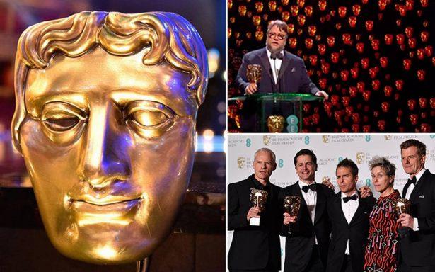 Conoce a los ganadores de los BAFTA 2018