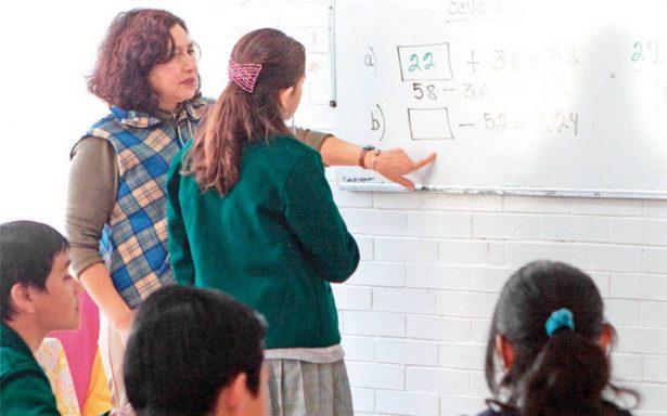 Candidatos, sin acciones para abatir rezago educativo