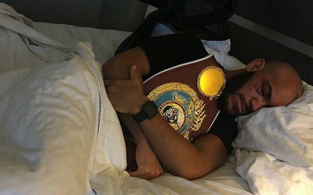 Raymundo Beltrán tras campeonato mundial busca la residencia en Estados Unidos