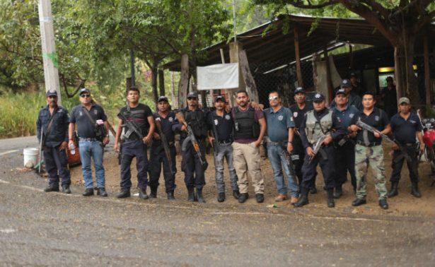 Quedan 700 armas legales en poder de autodefensas
