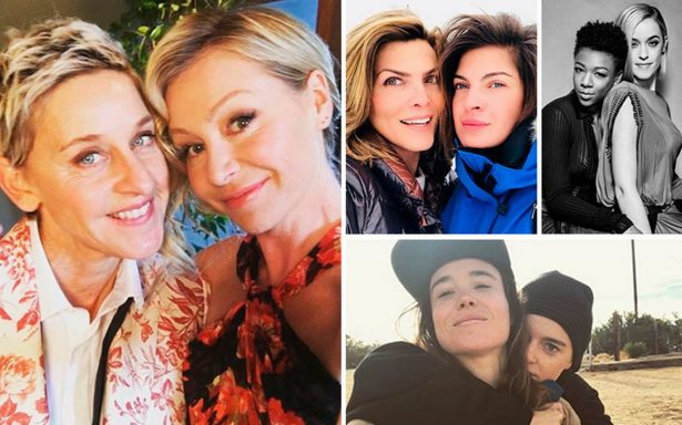 El amor lo puede todo: famosas que gritaron al mundo la belleza de sus novias