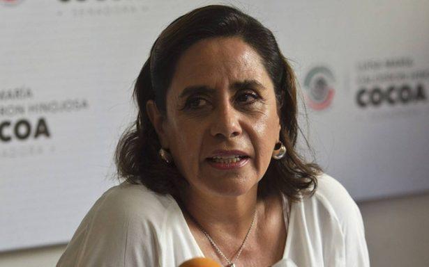 'Cocoa' Calderón y cuatro independientes finalizan recolecta de firmas