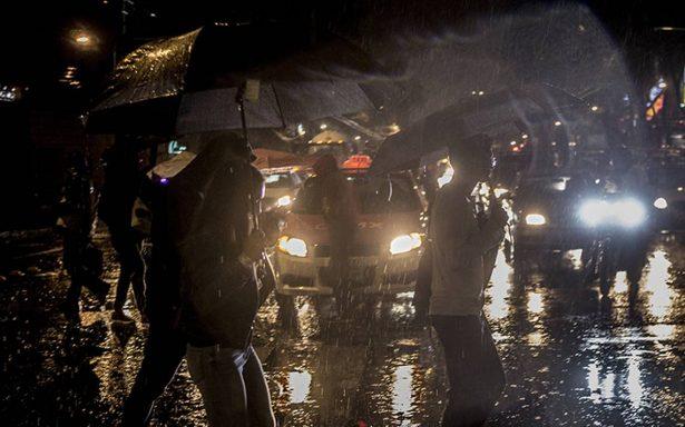 Cuajimalpa, Miguel Hidalgo y Azcapotzalco darán grito entre inundaciones