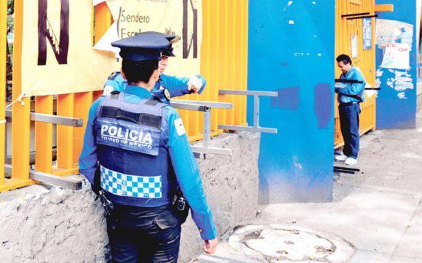 Investigan si algún extranjero está implicado en agresión de porros en Rectoría