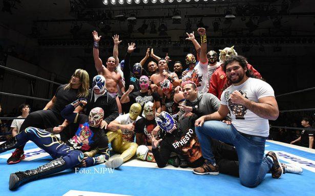 Lo mejor del Consejo Mundial de Lucha Libre formará parte de la gira Fantasticamanía
