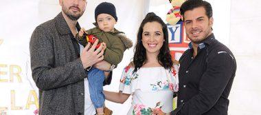 Fátima Torre celebró su primer Baby shower
