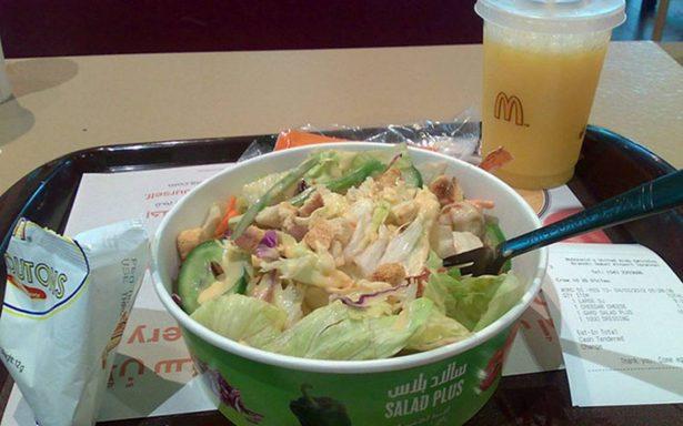 McDonald's retira las ensaladas de su menú por este terrible incidente