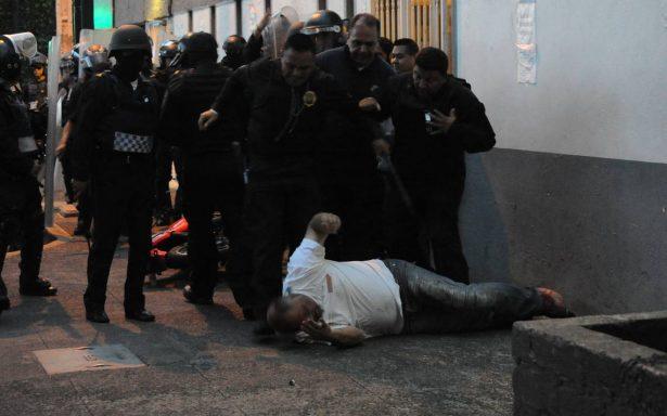 Cuatro muertos, 25 detenidos y un herido el saldo de balacera en Avenida Tláhuac