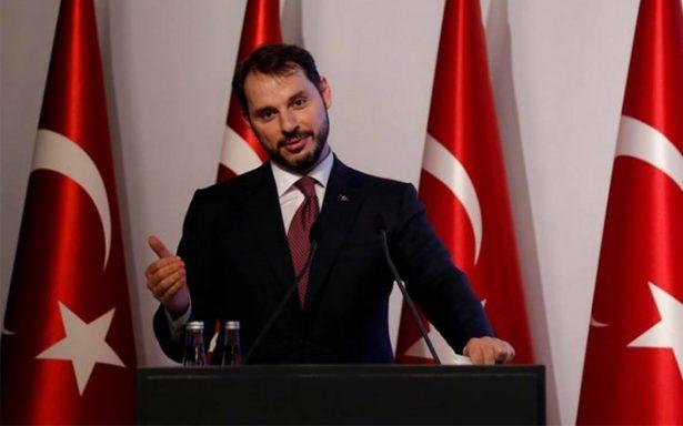 Nuevo ministro de Finanzas turco enfrenta prueba de credibilidad
