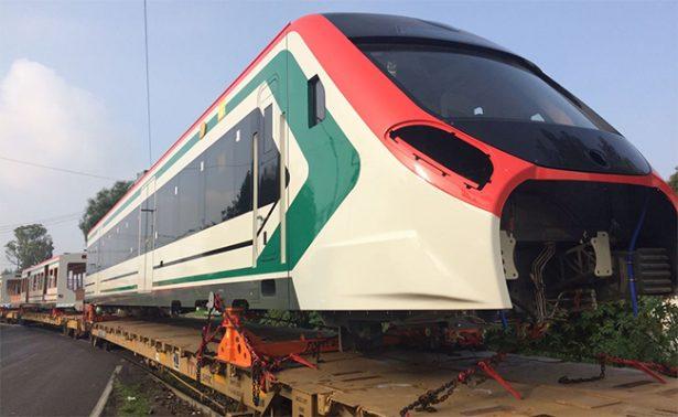 Supuesta caída de vagón del Tren Interurbano fue mera maniobra: SCT