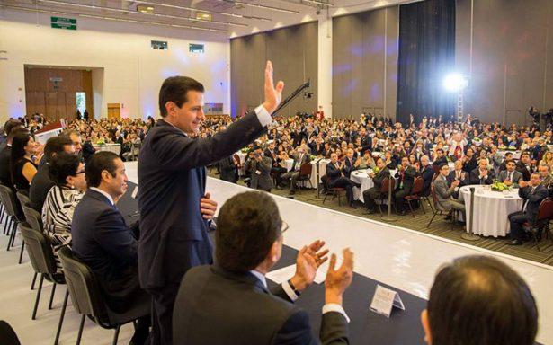 """Cancelan Anaya y """"El Bronco""""; industriales inician foro sin ellos"""